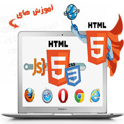 آموزش HTML5 و CSS3 جلسه ۳ معرفی CSS و Selector های CSS
