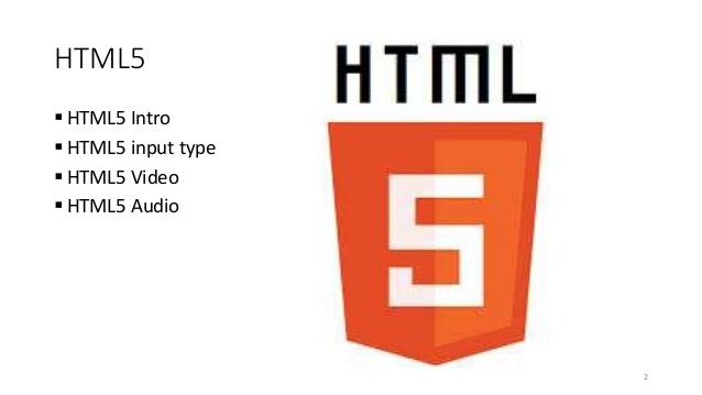 آموزش تگها html5