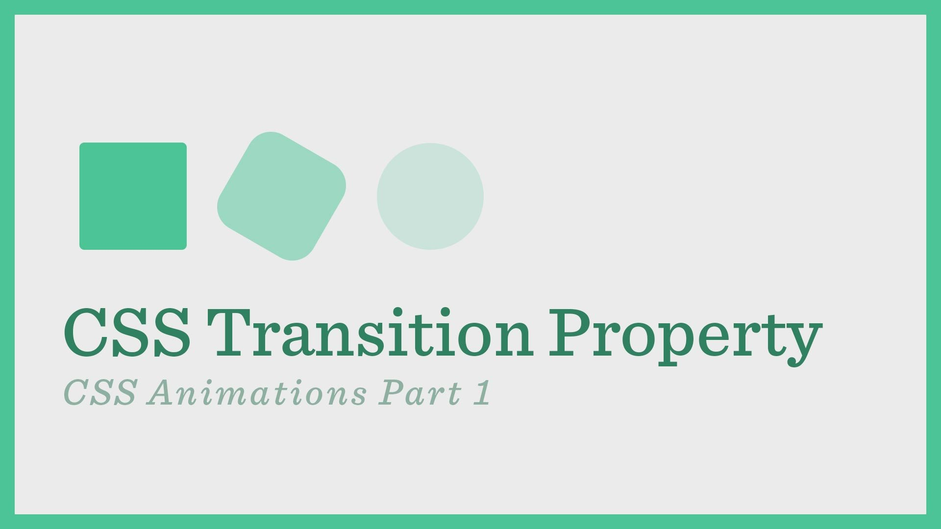 آموزش CSS3 آموزش transition در CSS3 | پاسخ وردپرس |